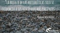 La matemática Maryam Mirzakhani (1977) nació un 3 de mayo