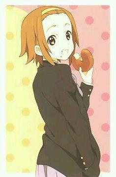 Ritsu-chan -- K-onPinned from K On Anime, Me Me Me Anime, Anime Manga, Anime Stuff, Anime Girls, Belle Cosplay, Vocaloid, Miss Kobayashi's Dragon Maid, Kyoto Animation