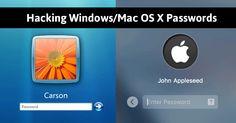 Here's How to Hack Windows/Mac OS X Login Password (When Locked) #esflabsltd #securityawareness #cybersecurity