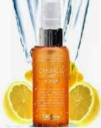 Beleza e etc..: Skin79 Crystal C Mist Toner vitamina C spray