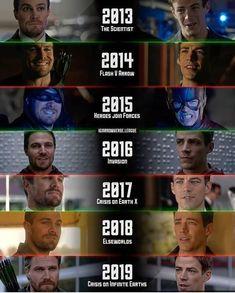 Superhero Shows, Superhero Memes, Superhero Villains, Flash Tv Series, Arrow Tv Series, Supergirl Superman, Supergirl And Flash, Marvel E Dc, Marvel Funny