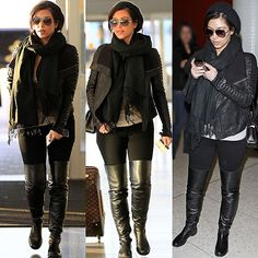 kourtney kardashian's over-the-knee boots | :: SHOES ...