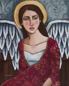 Paint Angels http://www.jenniferyoswa.com/paint-angels-.html