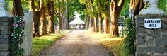 barberry hill farm entrance