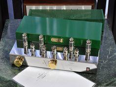 英国 CR社 Woodham 1.0 真空管プリメインアンプ 整備済 良品_画像2
