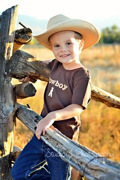 Little Cowboy by Studio J Photography