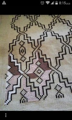 Cross Stitch Borders, Cross Stitch Charts, Cross Stitching, Cross Stitch Patterns, Wool Embroidery, Cross Stitch Embroidery, Embroidery Patterns, Needlepoint Stitches, Needlework