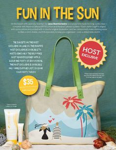 Host a party in June and earn these great host exclusives! Don't want to host a party at your house? Have a basket party, take it with you and take orders on the go! Book a party at https://samkarnes.scentsy.us/Scentsy/Host