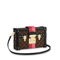d2b2e03db Monogram BOLSAS Bolsas na Transversal Petite Malle | Louis Vuitton ® Looks  Sociais, Sapatos,