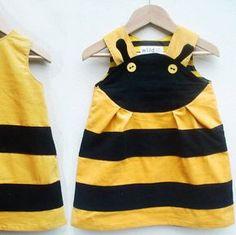 Bumble Bee Play Dress