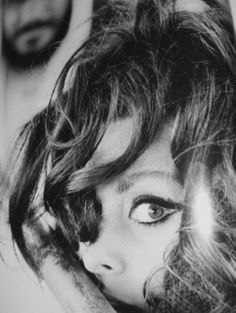 Sophia Loren, c. 1966.