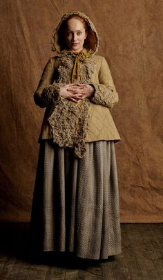 Photo of Outlander Geillis Duncan Season 1 Official Picture for fans of Outlander 2014 TV Series 38420103 Outlander Knitting, Outlander Book, Outlander Clothing, British American, Jamie Fraser, Claire Fraser, Lotte Verbeek, Outlander Characters, Terry Dresbach