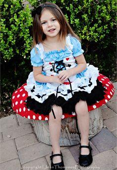 Alice in Wonderland Photo Prop Mushroom by MetamorphosisSuite, $50.00