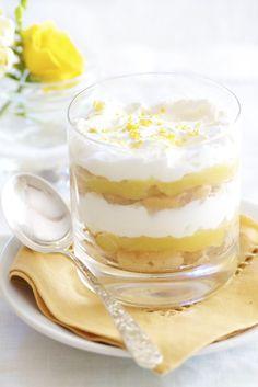 Epicurean Mom: Lemon Trifle