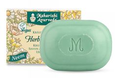 Check out neem bathing soap has a unique formulation of glycerin and neem. Maharishi ayurveda neem soap is responsible for effective fairness and protect your skin from infection. This natural antiseptic ayurveda soap is made of a high proportion of Ayurveda herbs, including 100% naturally pure neem aroma oil, bergamot and camphor. #ayurveda #neemsoap #herbalsoap #ayurvedicmedicines #neemoil #lemonsoap #sensitiveskin #Glycerinsoap