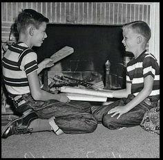 50's kids style