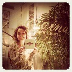 """""""respiro"""" de Michelle Pucci à venda na Heroína - Alexandre Linhares neste sábado até às 18h. Michelle Pucci é inviável?  http://heroina-alexandrelinhares.blogspot.com.br/2014/06/neste-sabado-heroina-de-portas-abertas.html"""