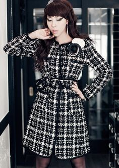 UniQueen Classic Tweed Jacket $95 Sold Out