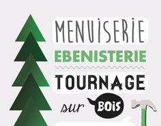 """Check out new work on my @Behance portfolio: """"Carte de visite - Ébéniste - Menuisier"""" http://be.net/gallery/34570277/Carte-de-visite-Ebniste-Menuisier"""