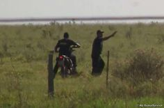 Gunmen attacking another Guarani community in Mato Grosso do Sul, 2014