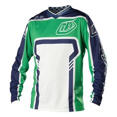 Troy Lee Designs GP Factory Long Sleeve Jersey Fall 2013   Troy Lee Designs   Brand   www.PricePoint.com