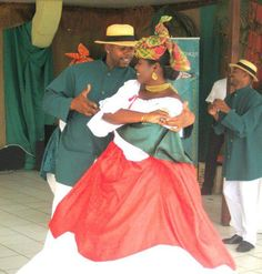 Mazurka Creole