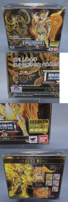 Anime and Manga 158666: Saint Seiya Myth Cloth Ex Mu Aries God Cloth Soul Of God Bandai Japan New -> BUY IT NOW ONLY: $94.95 on eBay!