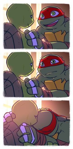 This is why I love Raph so much, he's just so amazing <3
