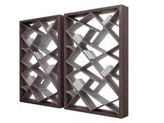 Freestanding Double-Sided Bookcase SHANGHAI by ALIVAR | Design Giuseppe Bavuso (2010) @Alivar