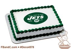 Deco4578 | NFL N Y JETS PC IMAGE | Football, sports, team, logo, New York.
