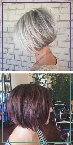 Increíbles cortes de cabello Bob para mujeres