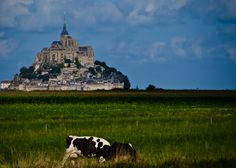 Taken while on our trip to France and Italy - Mont Saint Michel