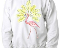 Flamingo /flamants roses curated by Hëllø Blogzine on Etsy