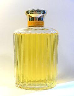 Vintage 1970s Bigarade by Nina Ricci 6 oz Eau de Toilette Splash Lalique Bottle DISCONTINUED PERFUME