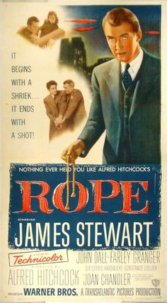 Rope | Three Sheet | Movie Posters | Limited Runs