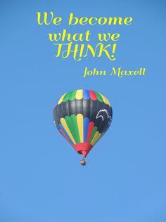 Balloon Quote
