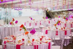 destination wedding3 A Colorful Destination Wedding on the Italian Riviera