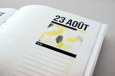 Personal Calendar - Agenda Personnel on Behance