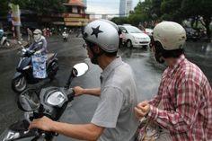 The bustling Ho Chi Minh City
