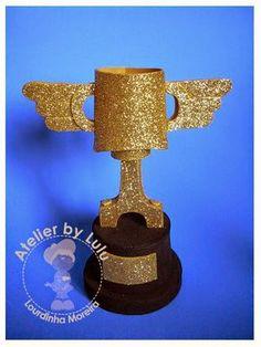 Troféu em EVA