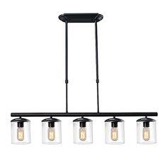 LNC 5-bulb Industrial Kitchen Island Down Island Light ( ... https://www.amazon.com/dp/B019IC9MPY/ref=cm_sw_r_pi_dp_x_BGV-xbMFECRWZ