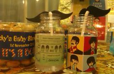 Surprise Beatles Baby Shower