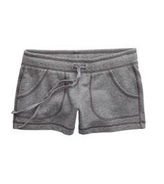 Dark Heather Grey Aerie Sweatpant Short