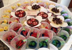 RC DOCES - Doces de Leite Ninho - Campo Grande/MS - Nossos Trabalhos Mini Cupcakes, Desserts, Food, Dulce De Leche, Sweets, Campo Grande, Deserts, Dessert, Meals