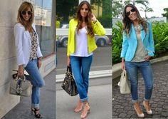 Glitters & Loucuras: Looks com calça jeans (2015)