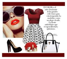 """""""Untitled #15"""" by edy-dream ❤ liked on Polyvore featuring Arco, Black Rivet, Christian Louboutin and Dolce&Gabbana"""
