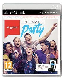 Amazon.com: SingStar: Ultimate Party [PlayStation 3, PS3]: Video Games