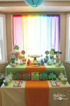 St. Patrick's Day Party #stpatricksday #party