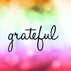 What are you grateful for? #FreebirdFusion #gratitude