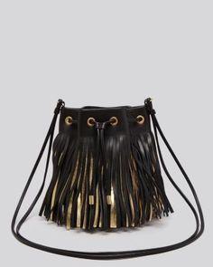 0282e6398e6a Olivia Clergue Crossbody - Eleonore Small Fringe Bucket Sale - Handbags -  Bloomingdale s